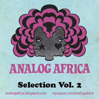 Analog Africa Selection