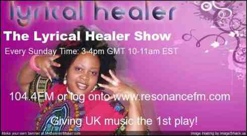 The Lyrical Healer Show
