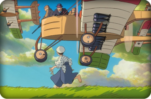 Starburst Movie Review: THE WIND RISES